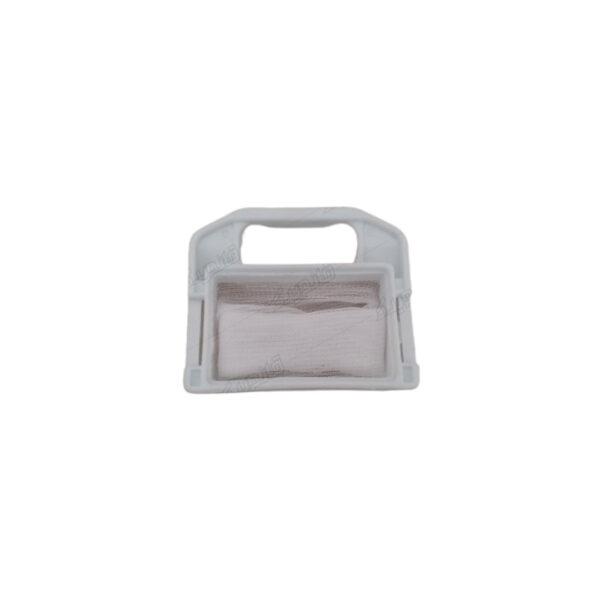 پرزگیر لباسشویی دوقلو پاکشوما چهارگوش از نمای بالا
