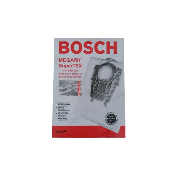 پاکت جاروبرقی میکرو فیلتری 2000 بوش 5 عددی