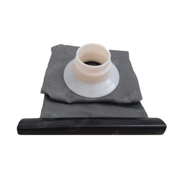 کیسه جاروبرقی سطلی قیفی از نمای دیگر