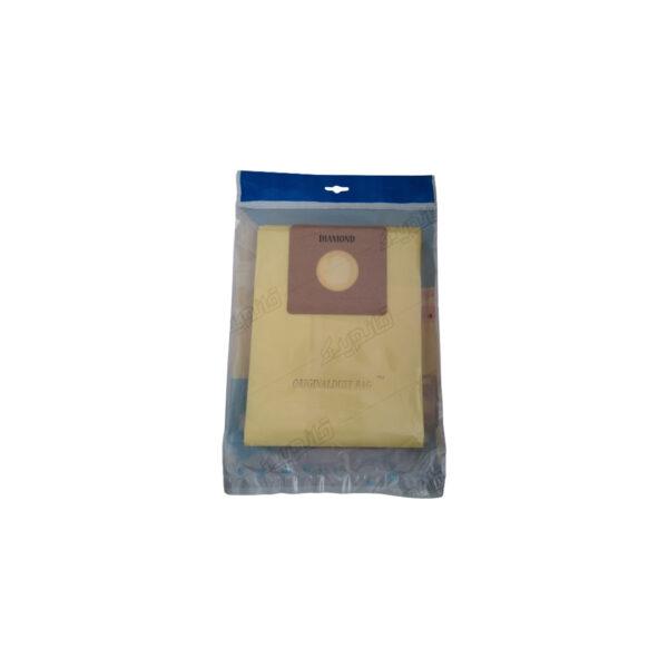 بسته بندی پاکت جاروبرقی اورجینال دیاموند