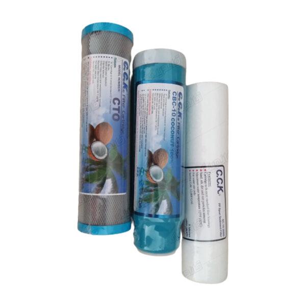 پک فیلتر تصفیه آب شماره 1 و 2 و 3