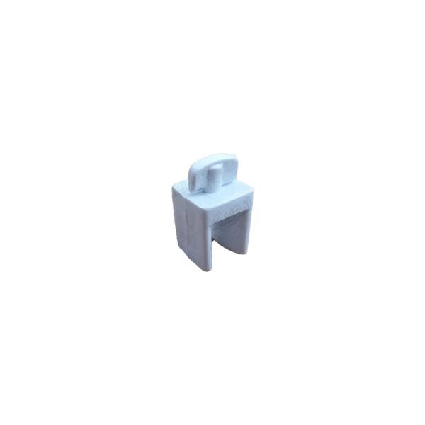 قفسه گیر یخچال فیلکو از نمای کنار
